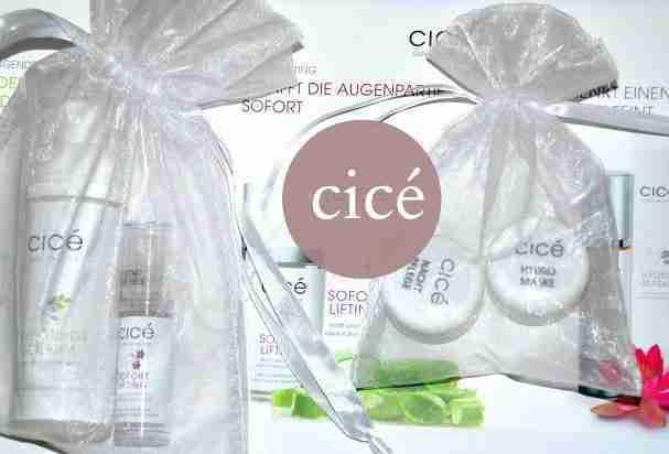 Hautpflege von Cicé