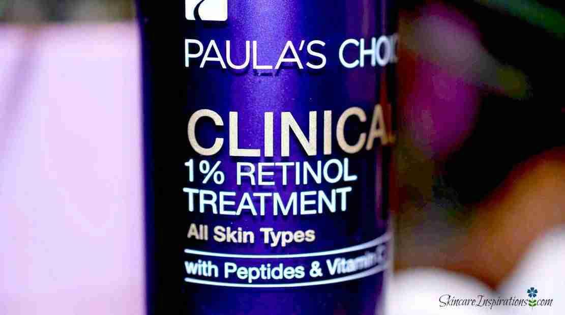 Retinsäure Retinoide Retinol Paula´s Choice