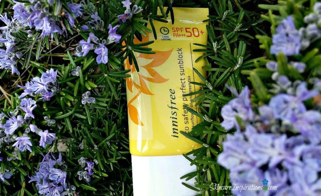 Innisfree Eco Safety SPF 50+