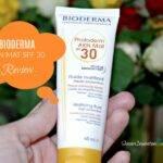Bioderma AKN Fluid Mat SPF 30 – leichter und guter Sonnenschutz!