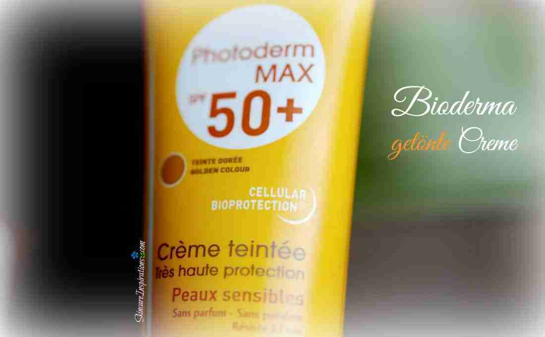 Bioderma Front Max Photoderm Creme getönt tinted