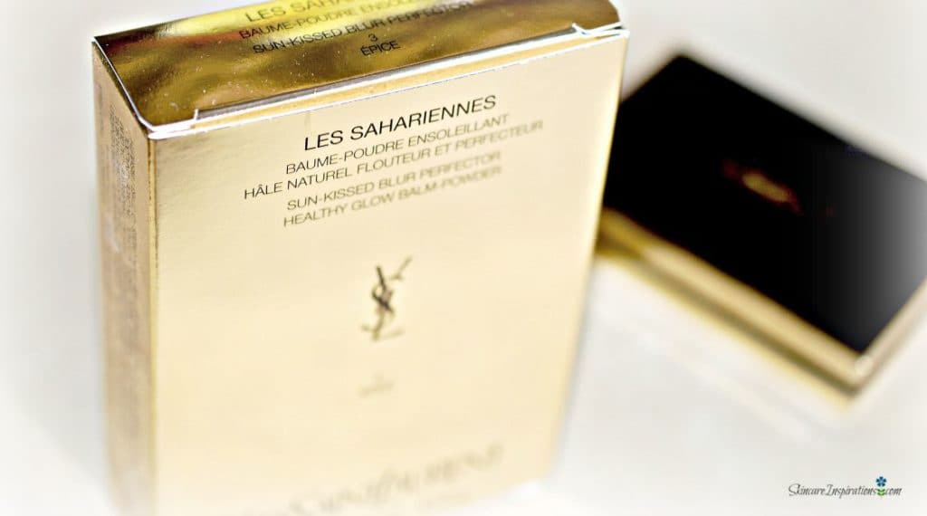 YSL Les Sahariennes EPICE verpackung
