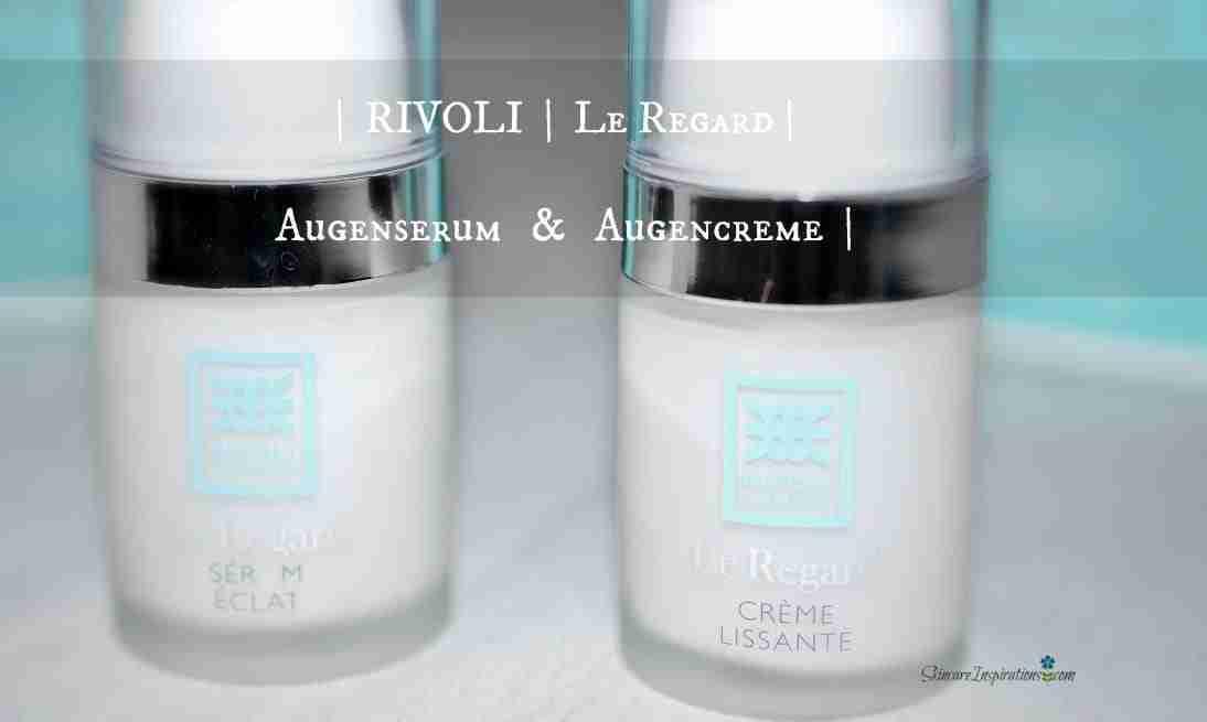 Rivoli Le Regard zwei Flaschen
