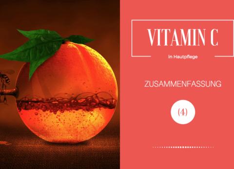 Vitamin C Zusammenfassung