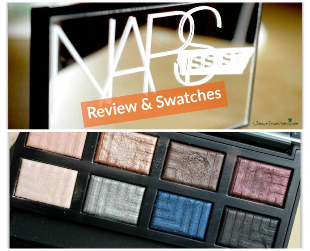 NARS NARSissist Dual-Intensity Eyeshadow Palette