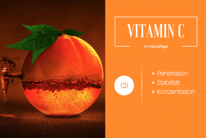 vitamin C in Skincare