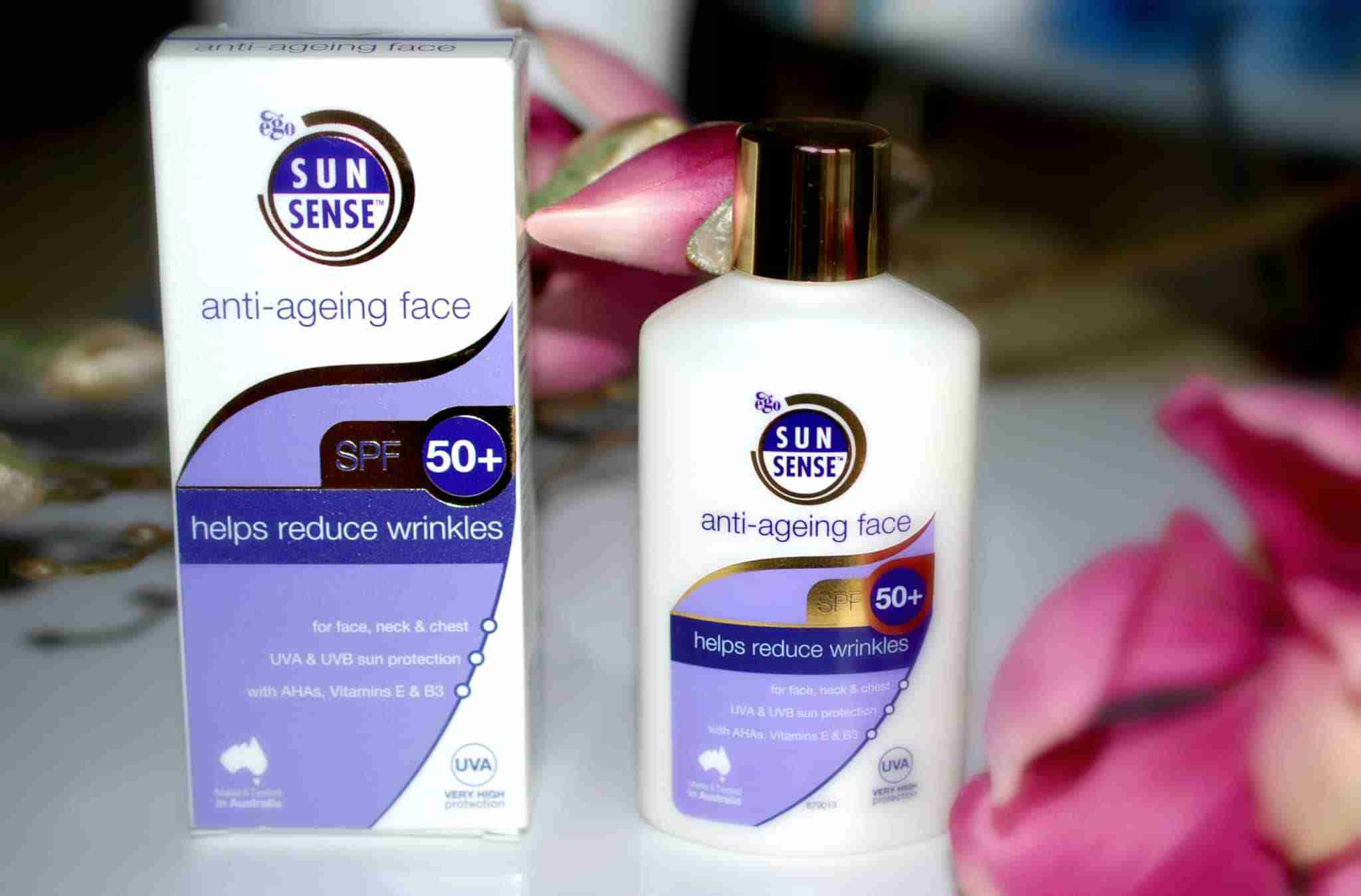SunSence Anti Aging Face SPF50+-2