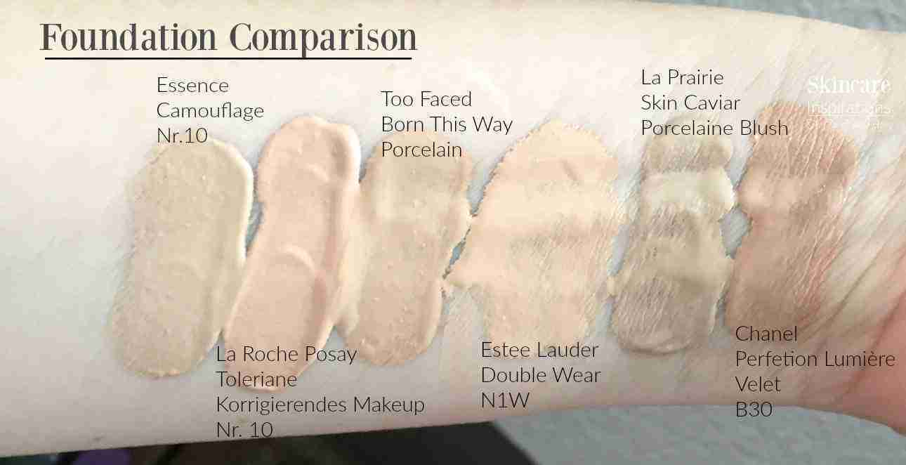 foundation-essence-too-faced-la-prairie-caviar-chancel-velvet-double-wear-lrp-toleriane