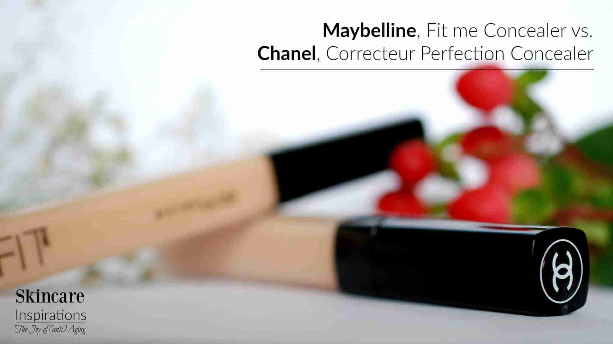 Maybelline Fit me Concealer