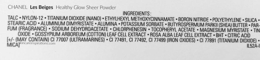 les-beiges-powder-inci-inhaltsstoffe2