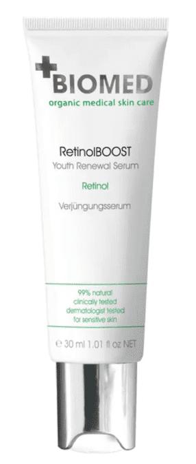 Beste Gesichtscreme mit Retinol Biomed