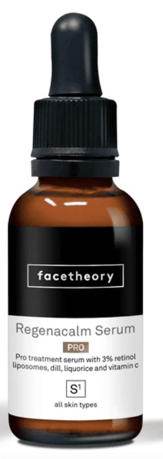 Beste Gesichtscreme mit Retinol FaceTheory 3% Retinol