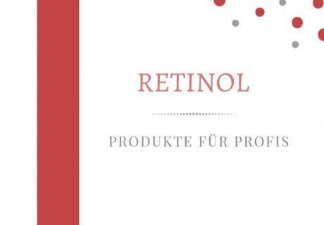 hochdosierte retinol creme