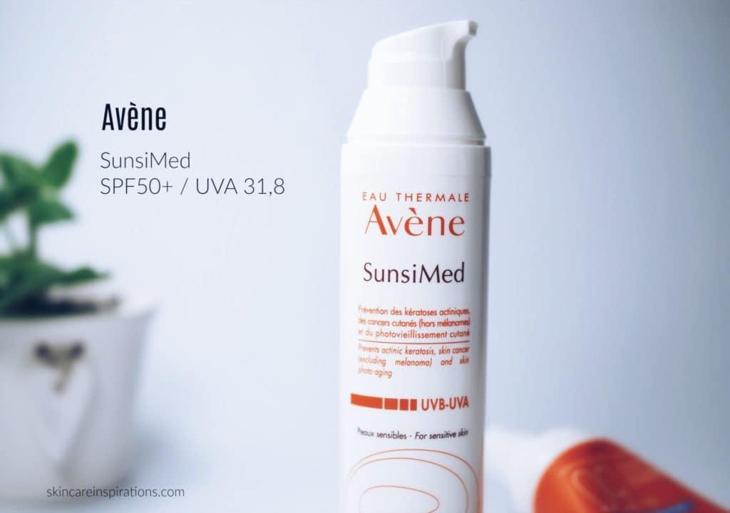 Avene SunsiMed Sonnenschutz