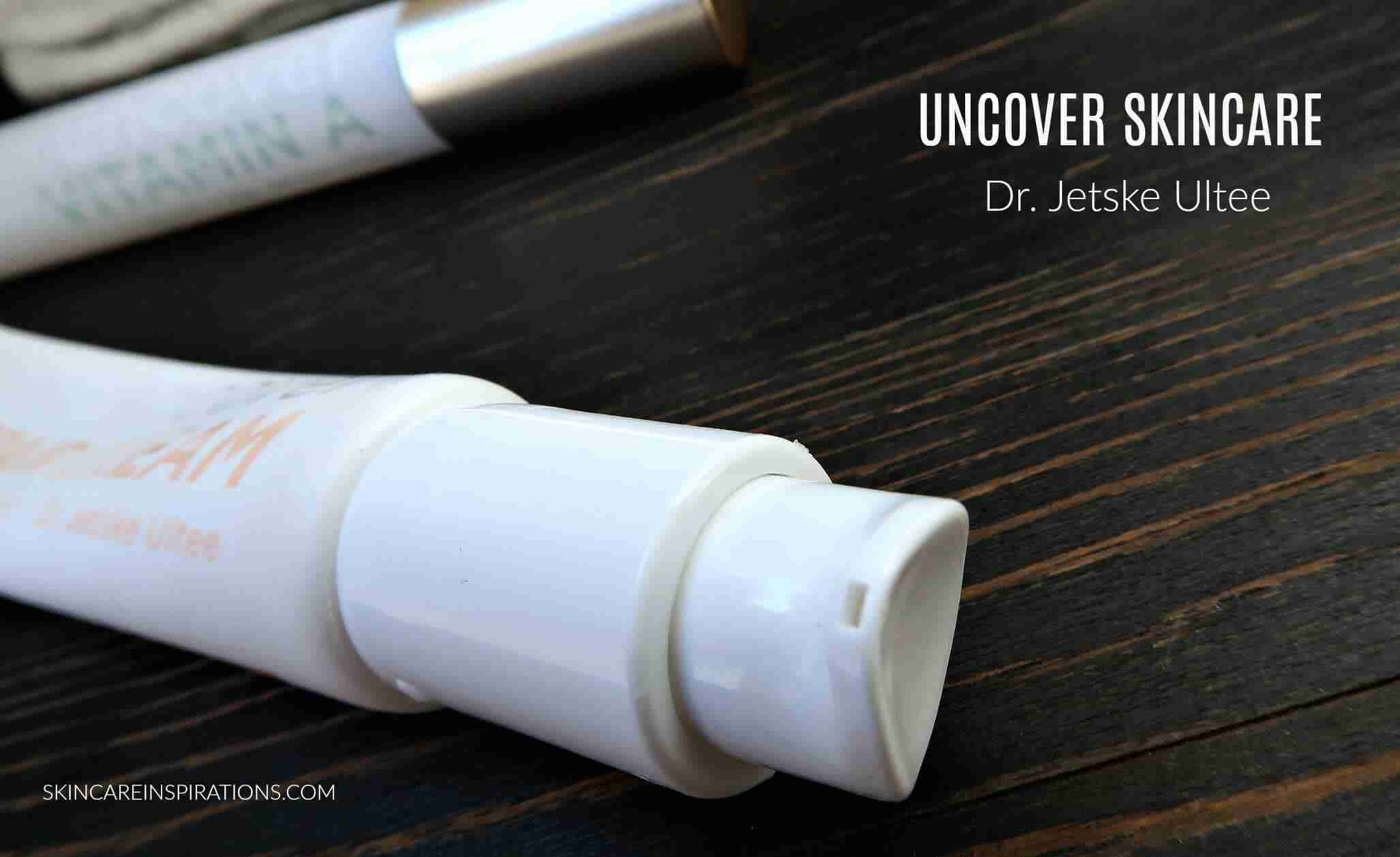 Uncover Skincare Repair Cream