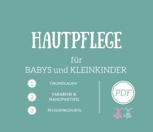 Babypflege und Kinderpflege