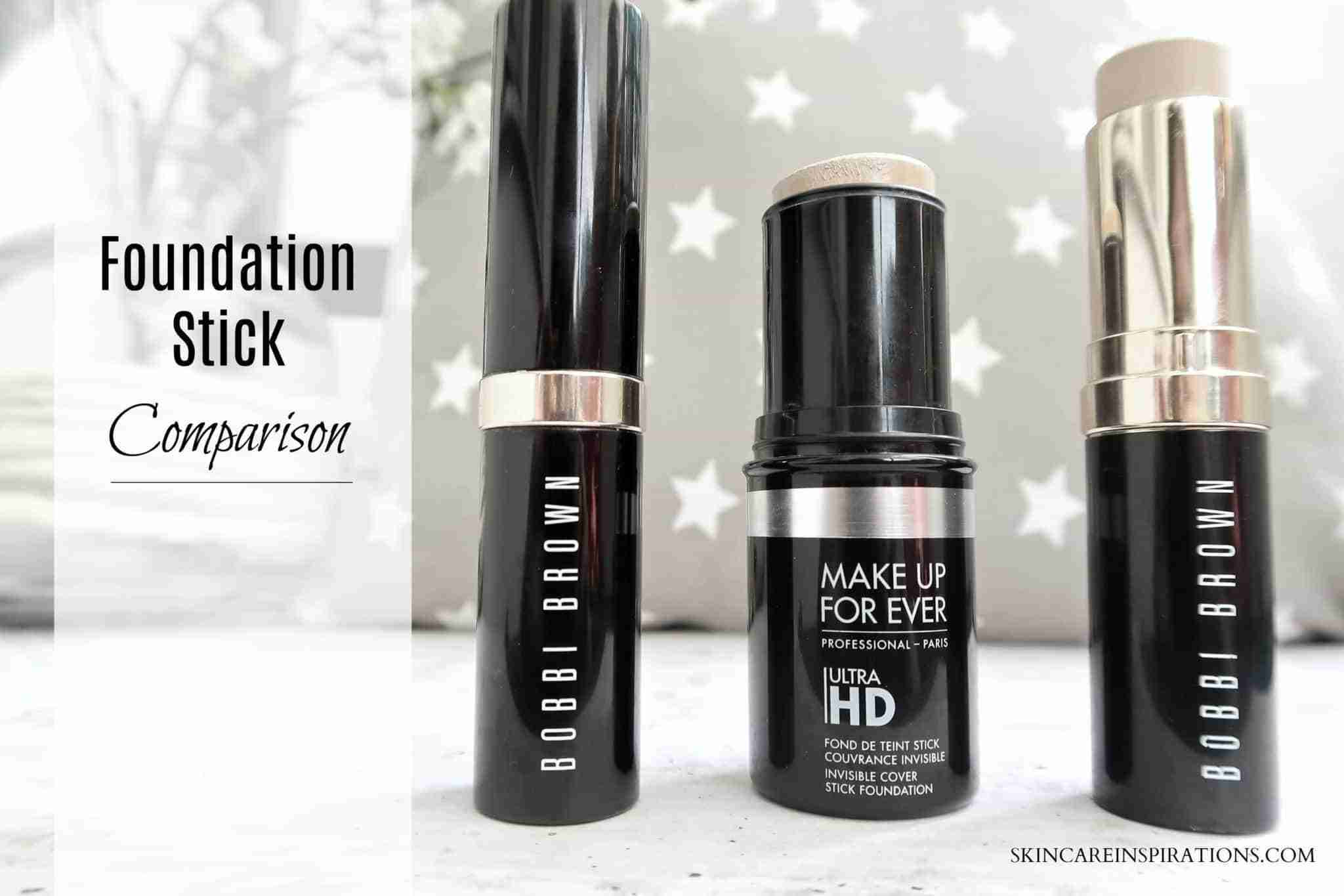 Foundation Stick Comparison (1)
