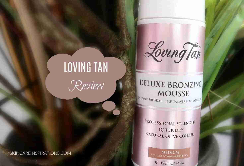 Loving-Tan-Deluxe-Bronzing Mousse Medium