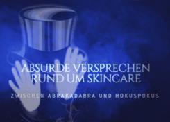 Absurde Versprechen Hautpflege Peptide