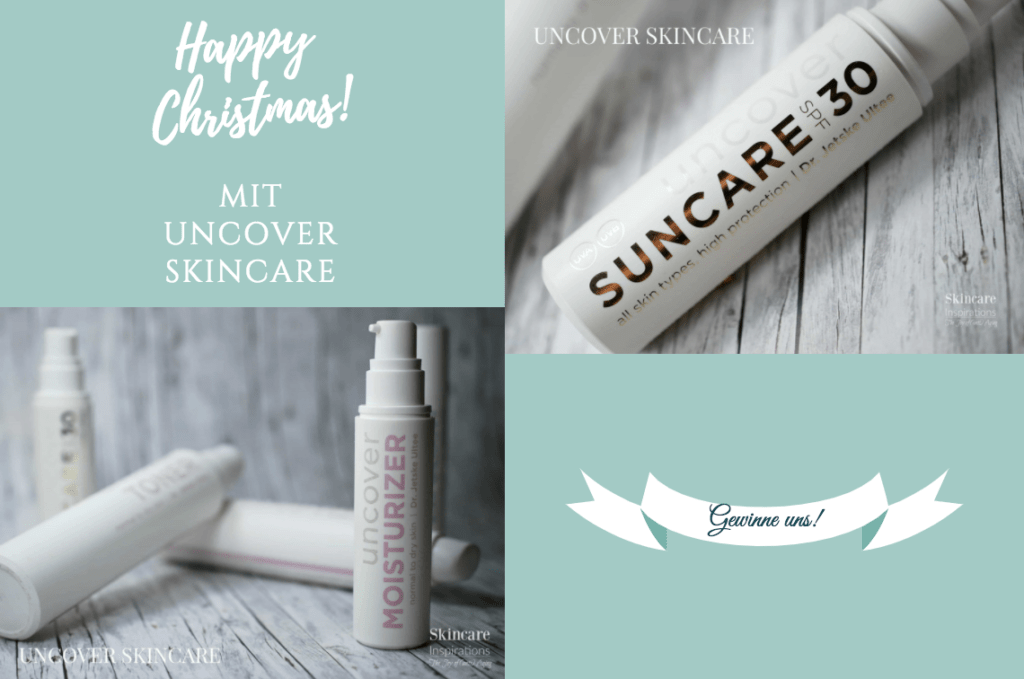 "Gewinnspiel – Uncover Skincare – ""Liebster Blogger Advent"" (beendet)"