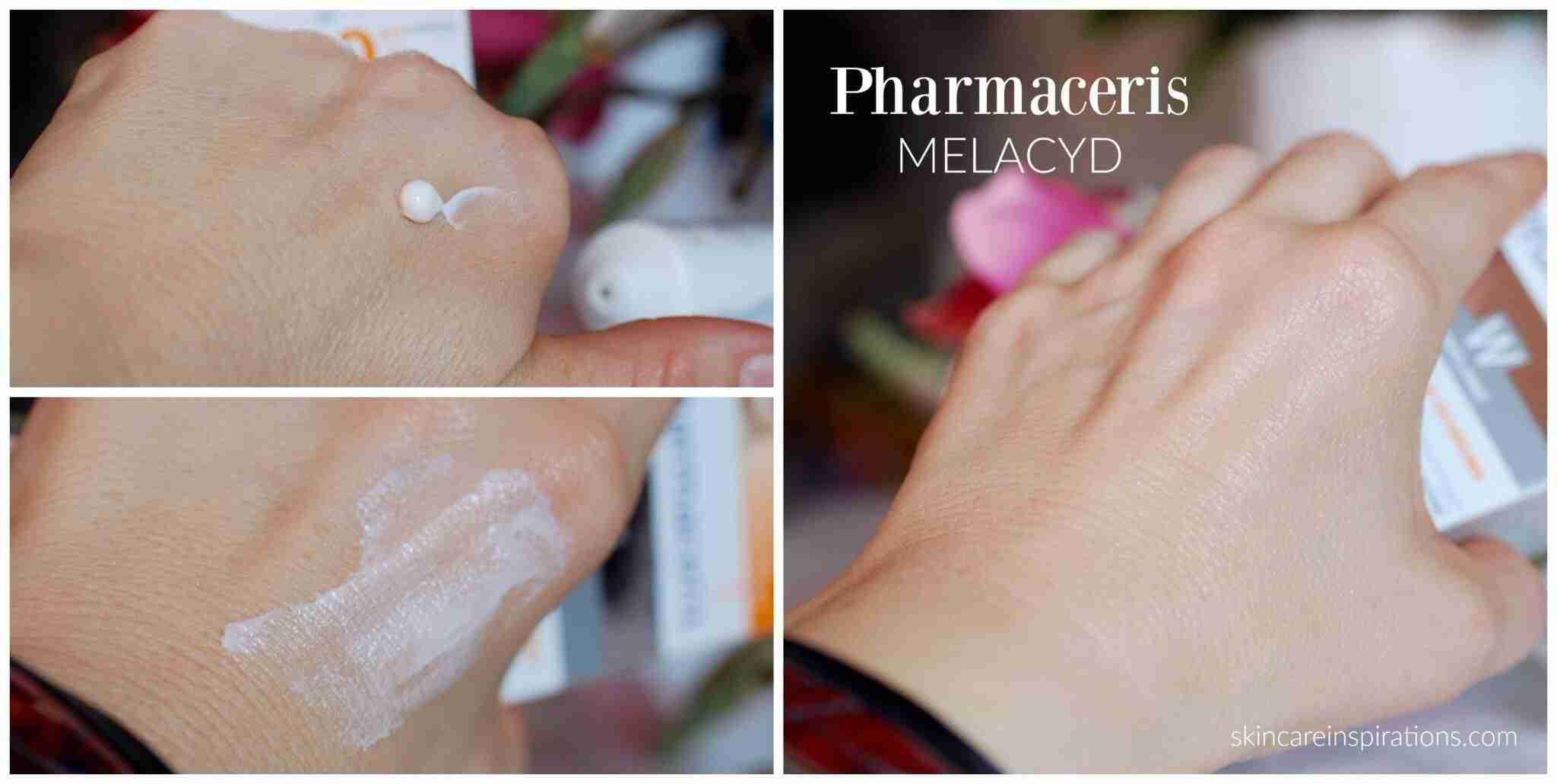 Pharmaceris_Melacyd_Sonnenschutz_SPF50_swatch (1)
