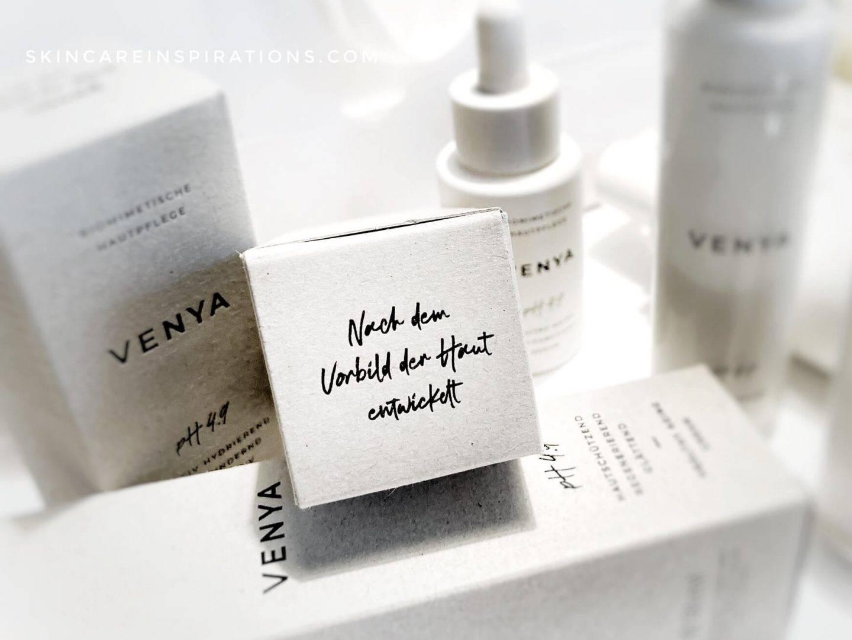 Venya nach dem Vorbild der Haut