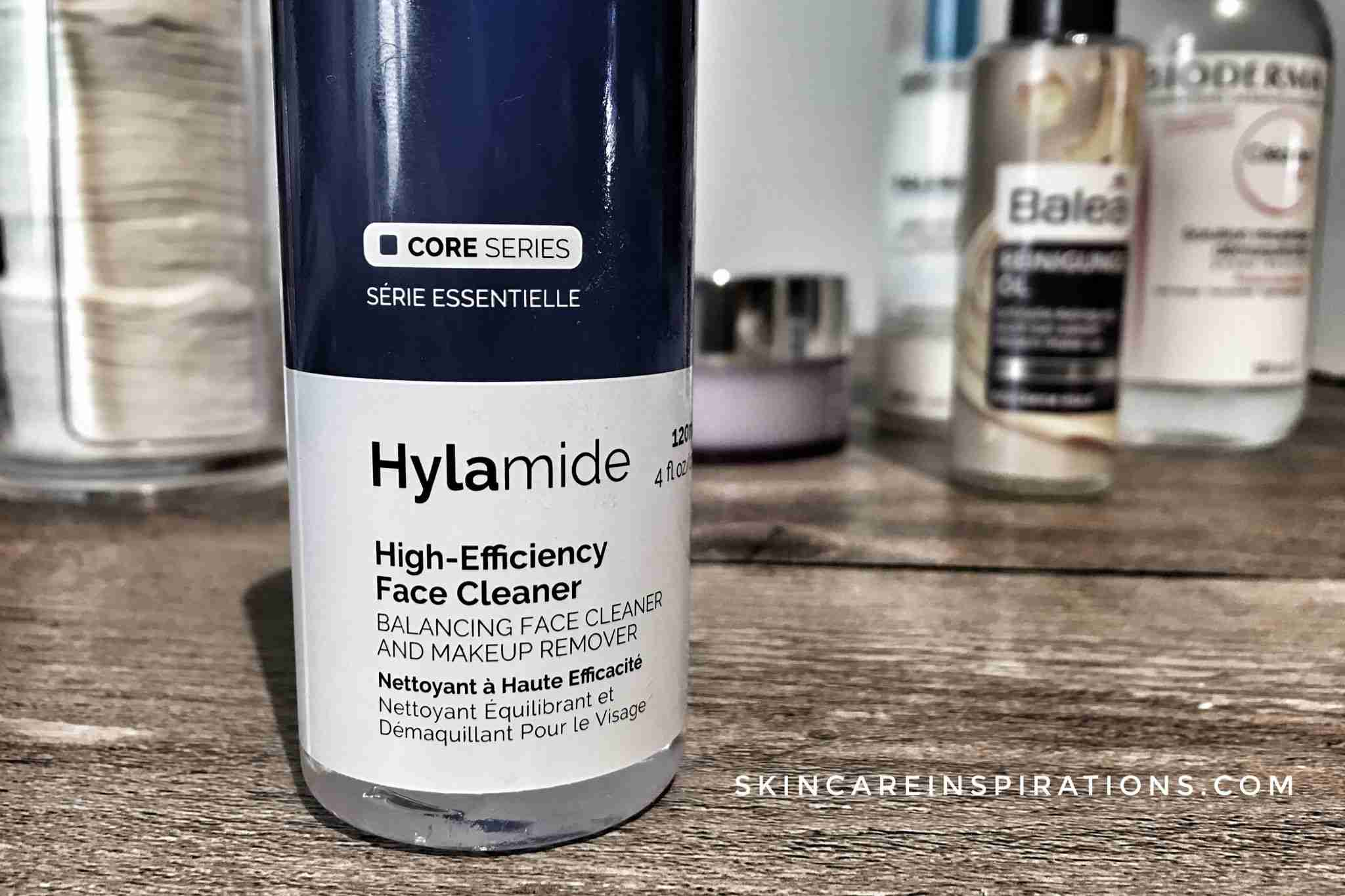 Rienigungsöle im Vergleich Hylamide High Efficiancy Oil copy