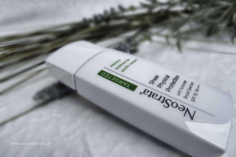 guter Sonnenschutz mit mineralischen Filtern Neostrata Sheer Physical Protection Sunscreen SPF50