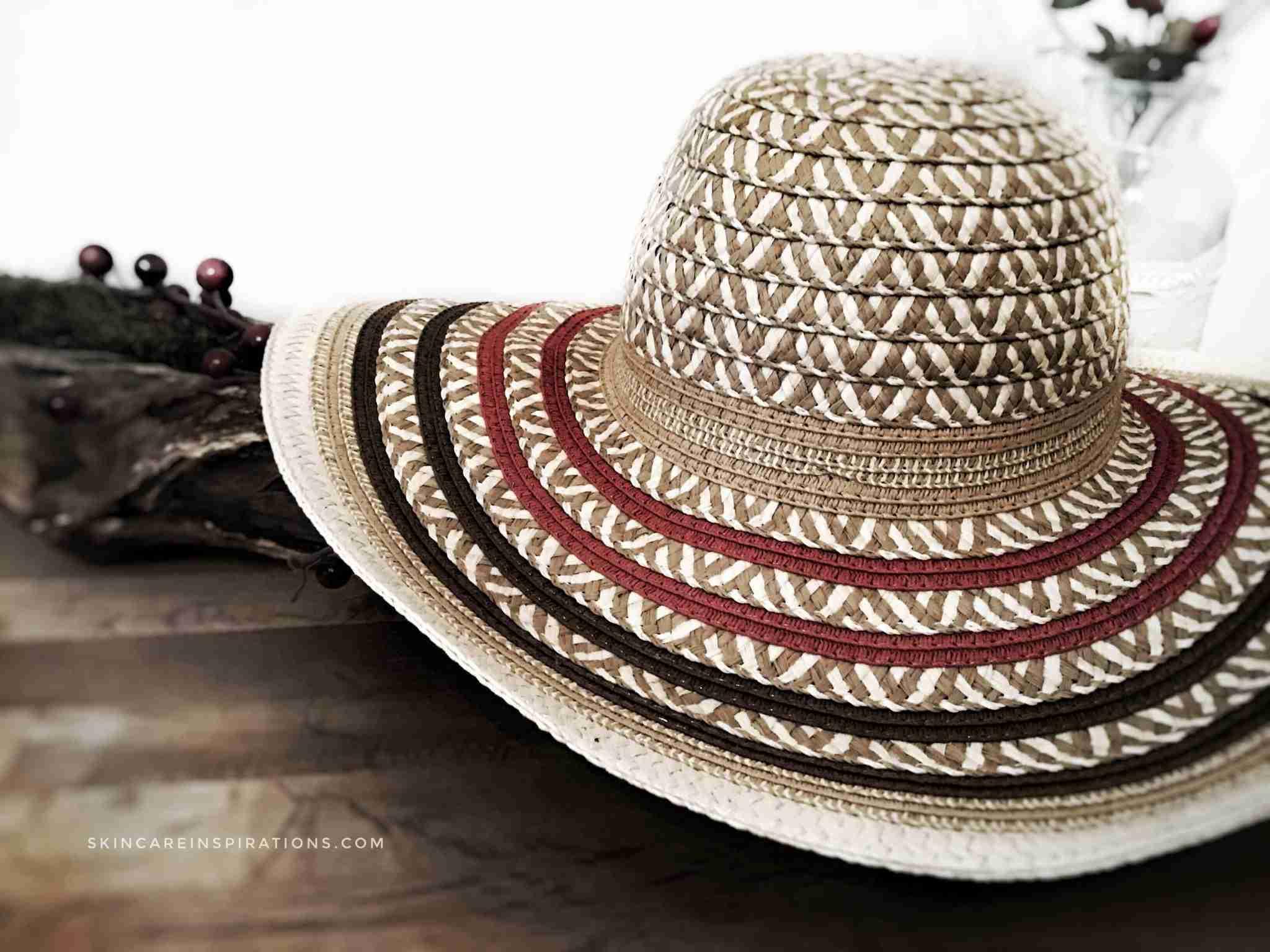 Der beste Sonnenschutz Sonnenhut Strohhut (1)