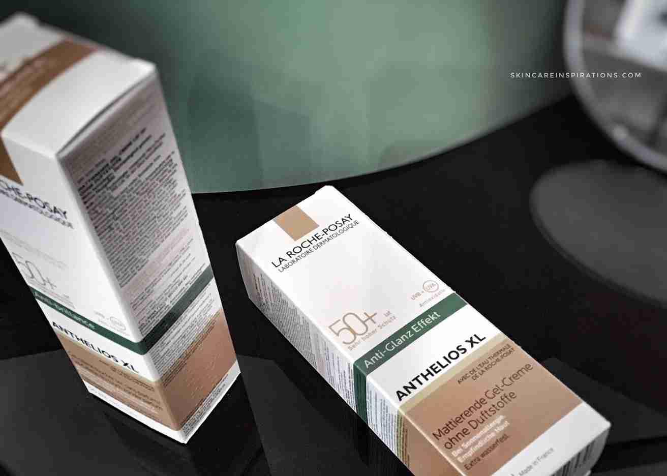 La Roche Posay Anthelios Sonnenschutz Mattierende Gel Cream Sonnencreme