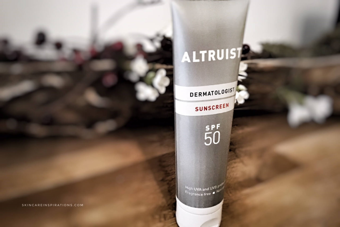 Altruist Sunscreen – Review