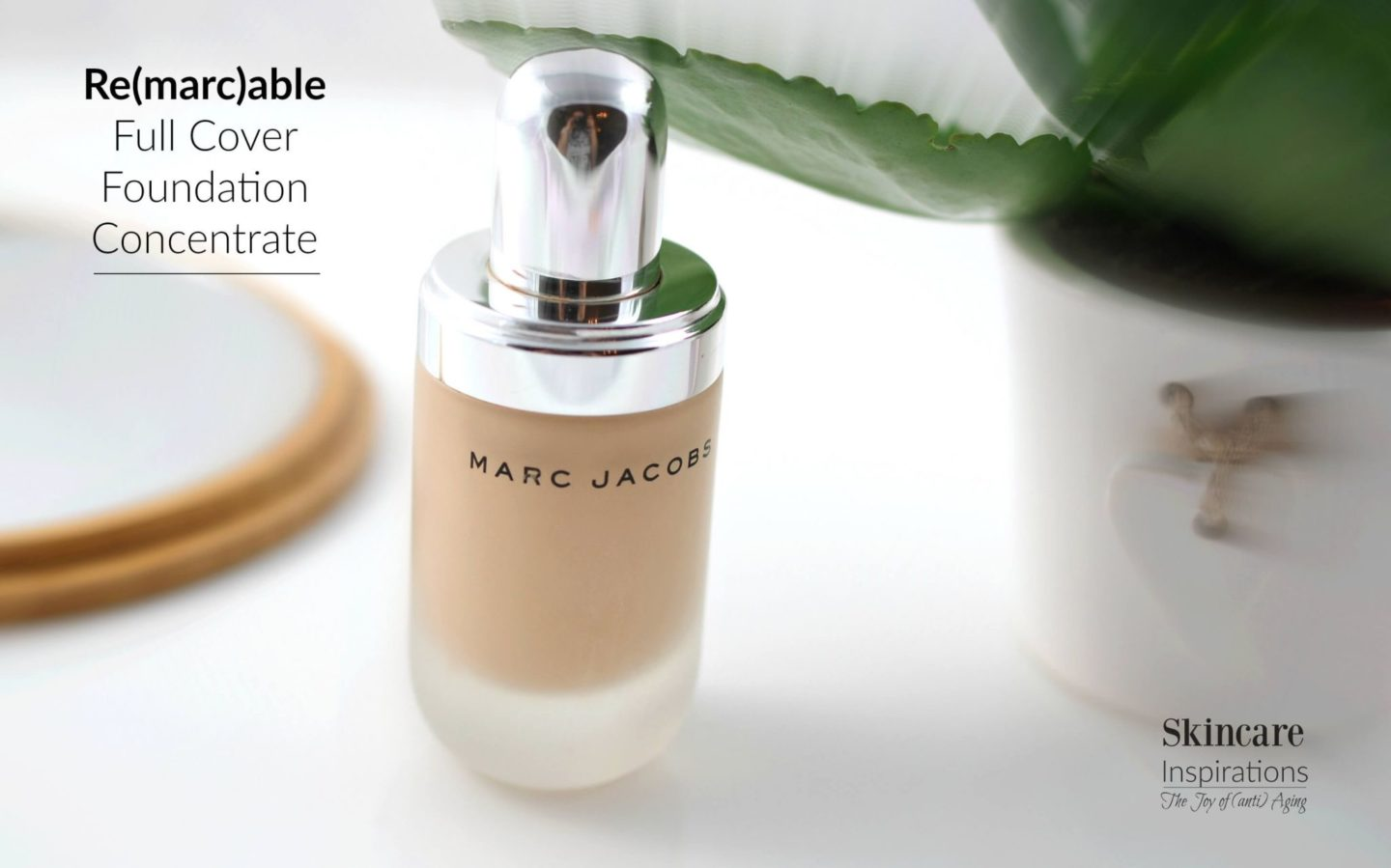 Marc Jacobs Remarcable Full Cover Foundation Concentrate Review 2