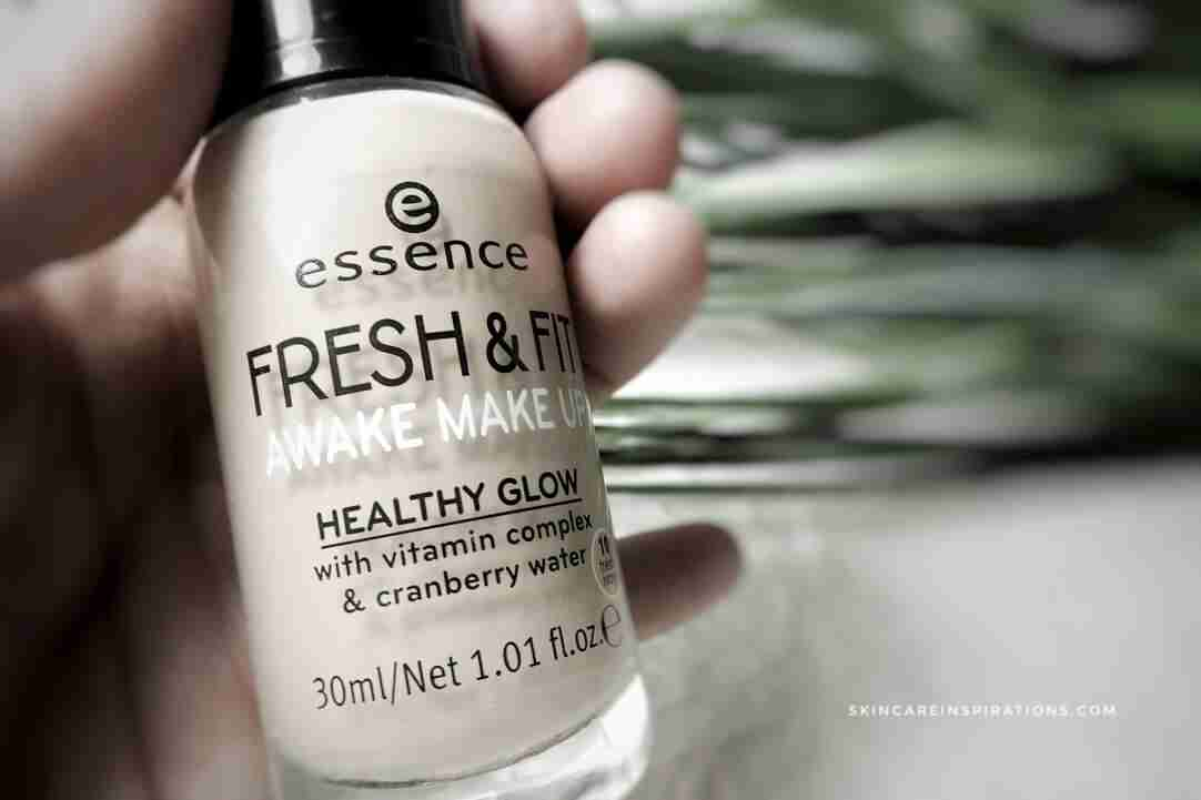 Beste Drogerie Foundation essence ivory