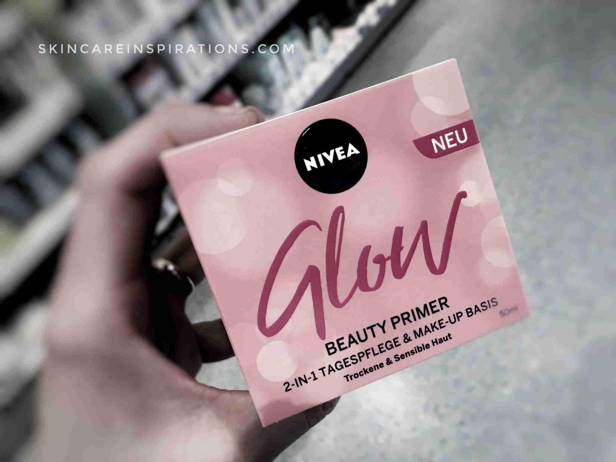Nivea Glow Tagespflege