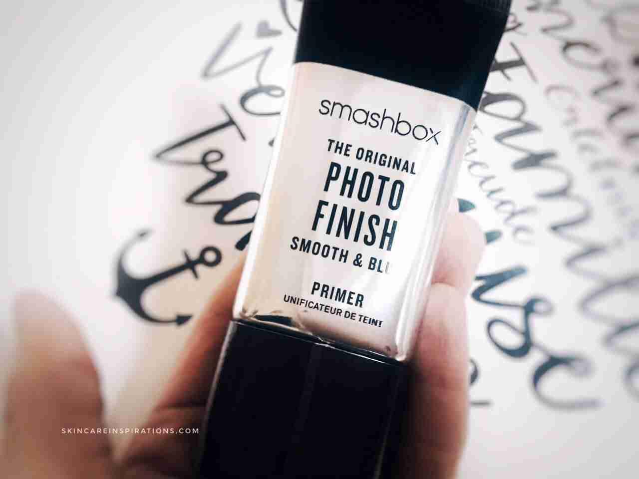 Smashbox Photo Finish Foundation Primer – mein Patent für Sonnenschutzabrollen