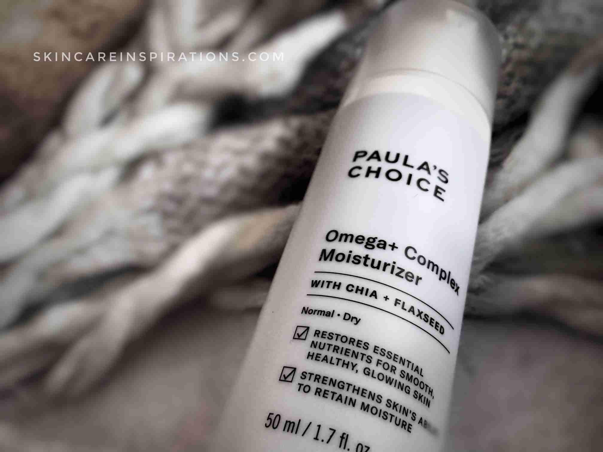 Hautpflegeroutine neue Produkte Omega Creme copy