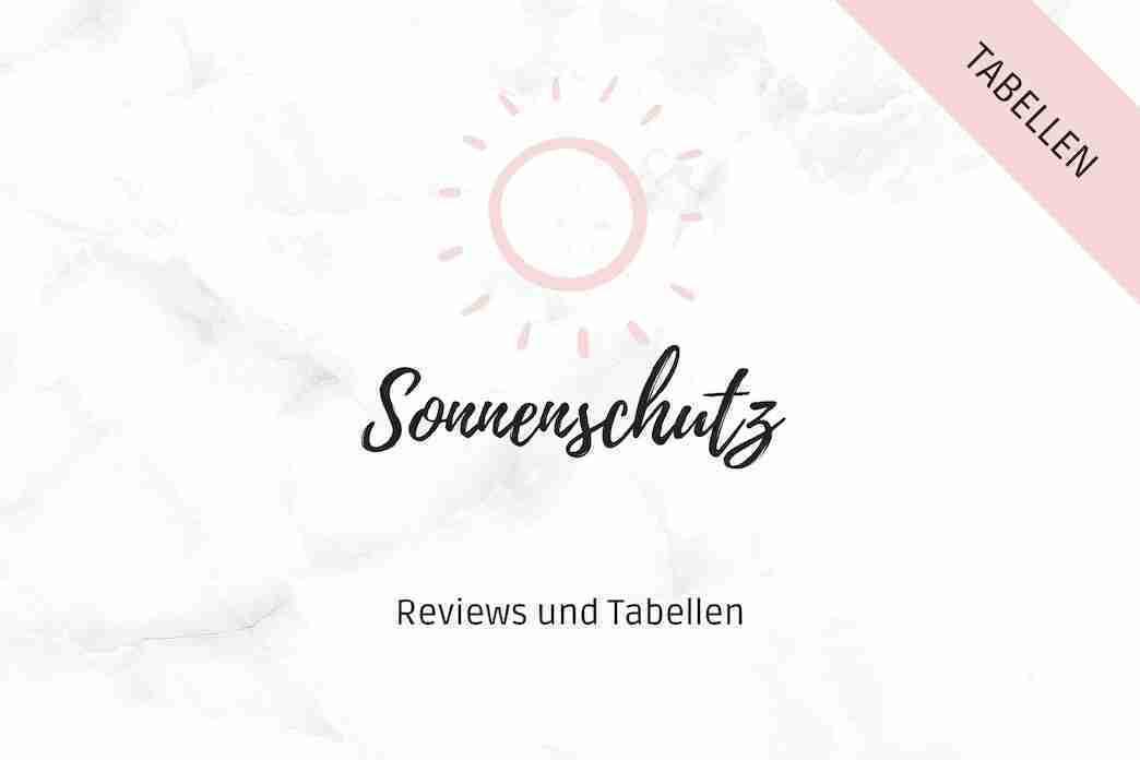 Sonnenschutz reviews