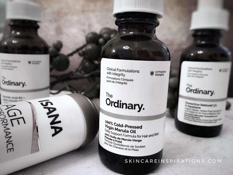 Hautpflegeroutine mit The Ordinary preisgünstig