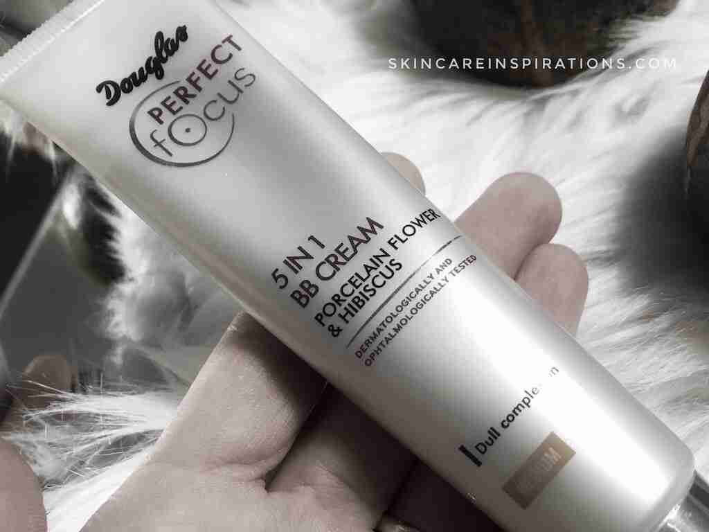 BB Cream von Douglas im Test Swatch Medium