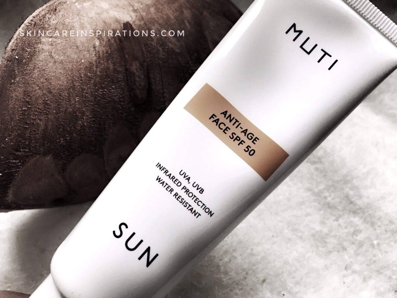 MUTI SUN Sunscreen SPF50 – meine Erfahrung