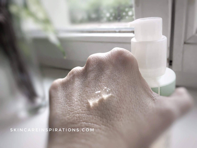 Meine Hautpflege Routine Indie lee Brightening Cleanser