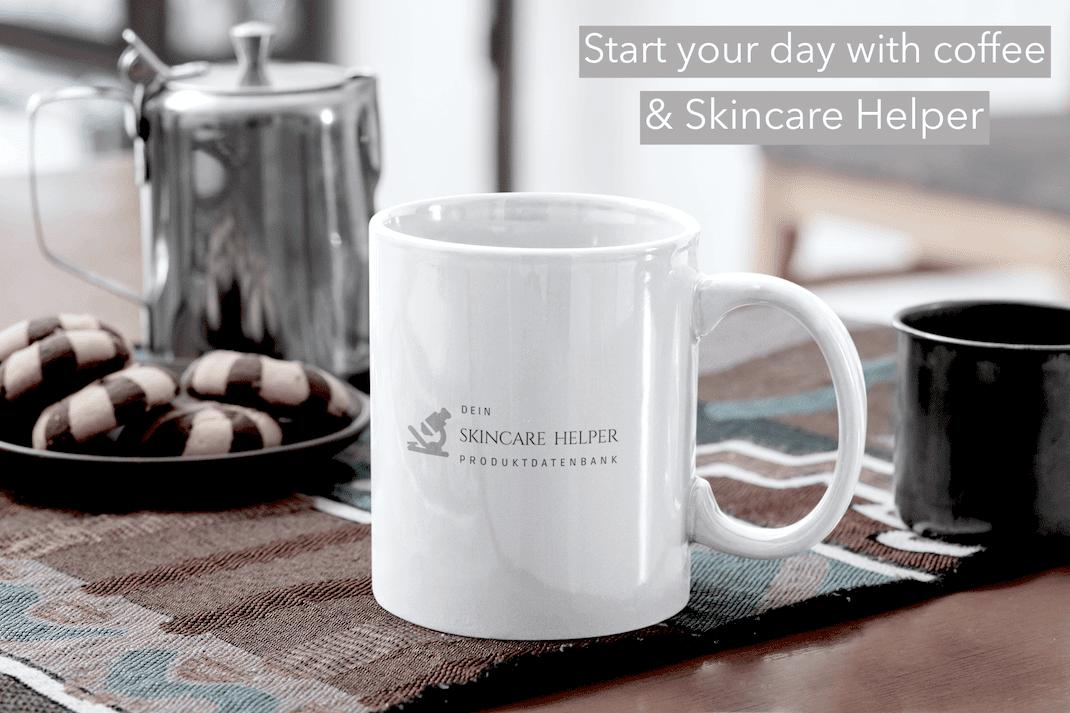 Skincare Helper Produktdatenbank