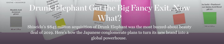 Drunk Elephant beste Produkte