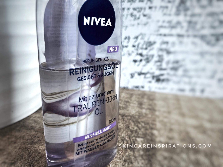 Nivea Reinigungsöl Sensible Haut