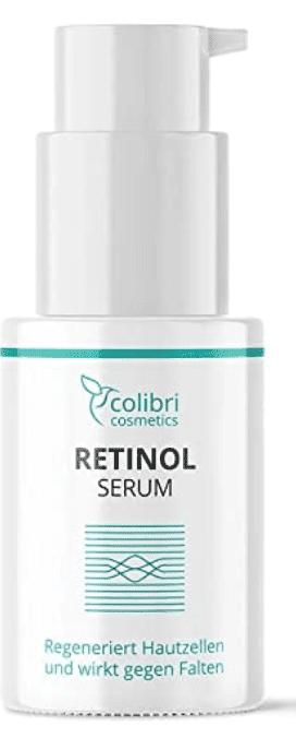 Retinol Serum von Colibri