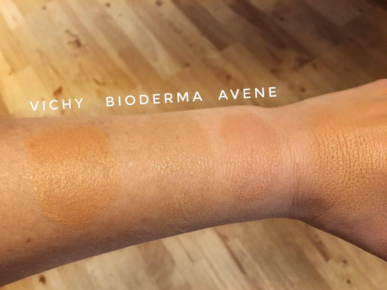 Sonnencreme gegen Pigmentflecken Vichy Farbe