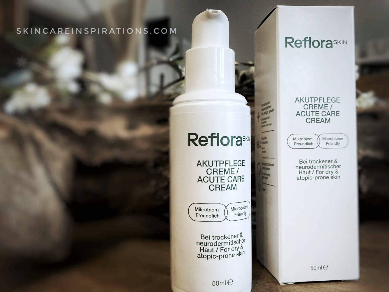 Reflora Skin – Hautmikrobiom und Neurodermitis