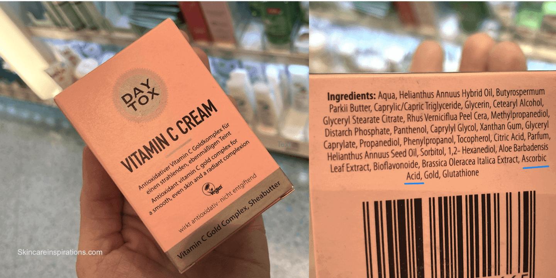 Daytox Vitamin C Gold Komplex
