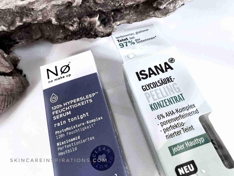 No Cosmetics Isana Drogeriepflege