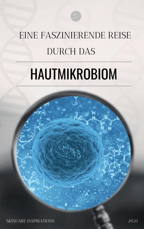 Ebook Hautmikrobiom Hautkrankheiten Probiotika Cover